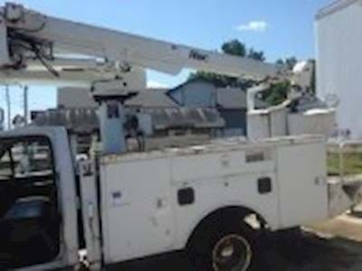 Used Bucket Trucks For Sale >> Boom Bucket Trucks For Sale Carolina Used Machinery