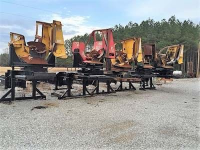 Delimbers For Sale - Carolina Used Machinery