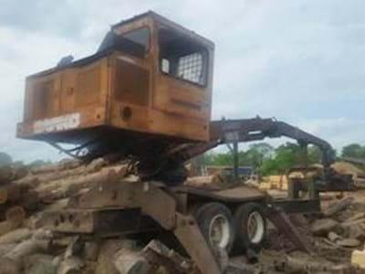 Log Loaders For Sale - Carolina Used Machinery