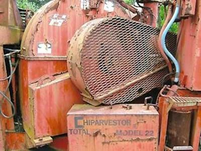 Wood Chippers For Sale - Carolina Used Machinery
